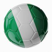 stock photo of nigeria  - Football - JPG