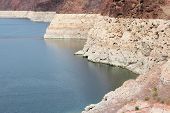 stock photo of drought  - Drought in the USA - JPG