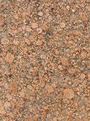 picture of solids  - texture of coarse solid natural mottled red - JPG