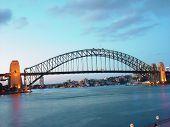 Sydney Harbour Brigde 4139