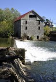Stone Grist Mill
