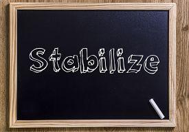 stock photo of stability  - Stabilize  - JPG