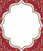 Arabic Style Frame