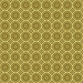 seamless tillable background texture with old-fashioned or retro look and many circles