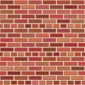 brick wall, tiles seamless as a pattern