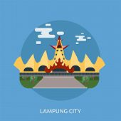 lampung poster