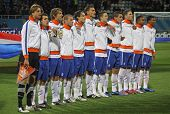 Holland (under-21) National Team