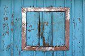 Old Boarded Window