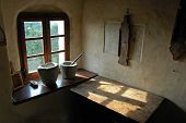 picture of farm-house  - Old Room in Slovenia - JPG