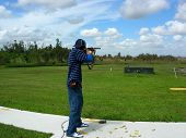 Man Trap Shooting