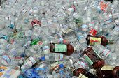 Protecting Planet Earth by recycling Plastic Bottles