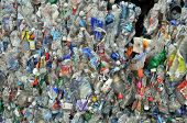 Green Planet - recycling bottles