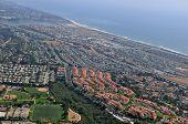 Aerial View of Carlsbad California (USA)