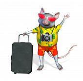 Tourist Mouse