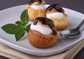 delicious french choux