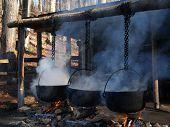 Boiling Cauldrons