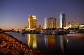 San Diego Downtown Skyline