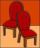cadeira elegante