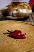 Chilli Bread