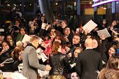 The Twilight Saga: breaking Dawn Teil 2 Premiere in Deutschland