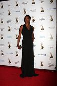 LOS ANGELES - SEP 21:  Sufe Bradshaw arrives at the Primetime Emmys Performers Nominee Reception at