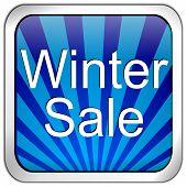 Button winter sale