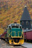 All Aboard Autumn Train