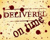 Envoi a tiempo