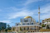 Durres, Albania - Mosque of Fatih