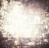 grunge brown background.