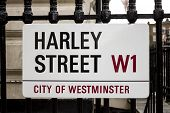 Harley Street station