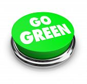 Go Green Button