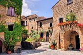 Italienische Dorf