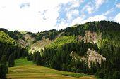 Friulian Dolomites poster