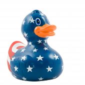 Patriot Rubber Duck