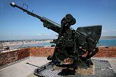 Fort Nothe Ant-aircraft Gun