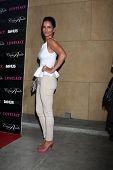 LOS ANGELES - AUG 5:  Leonor Varela arrives at the