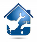 picture of public housing  - repair plumbing and plumbing design for business - JPG