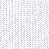 White pattern with stylized sweater fabric