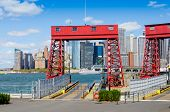Governors Island, New York: Ferry Entrance