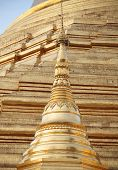pic of yangon  - Golden pagoda  - JPG