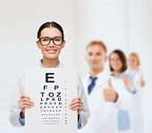 pic of ophthalmology  - healthcare - JPG