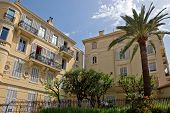 Monaco - Architecture Of Residential Buildings