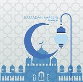 ramadan kareem backgrounds vector
