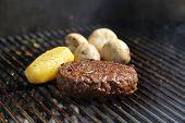 Meat Brochette - Nan