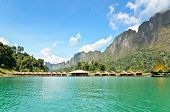 Bamboo Floating Resort