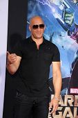 LOS ANGELES - JUL 21:  Vin Diesel at the
