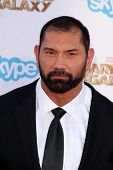 LOS ANGELES - JUL 21:  Dave Bautista at the