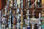 Old Arabic Hookah