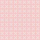 Background of seamless hearts pattern